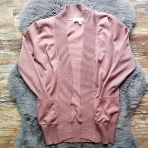 LIKE NEW CONDITION! Open Front Cardi